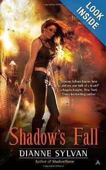 Amazon.com: Shadow's Fall (A Novel of the Shadow World) (9781937007386): Dianne Sylvan: Books