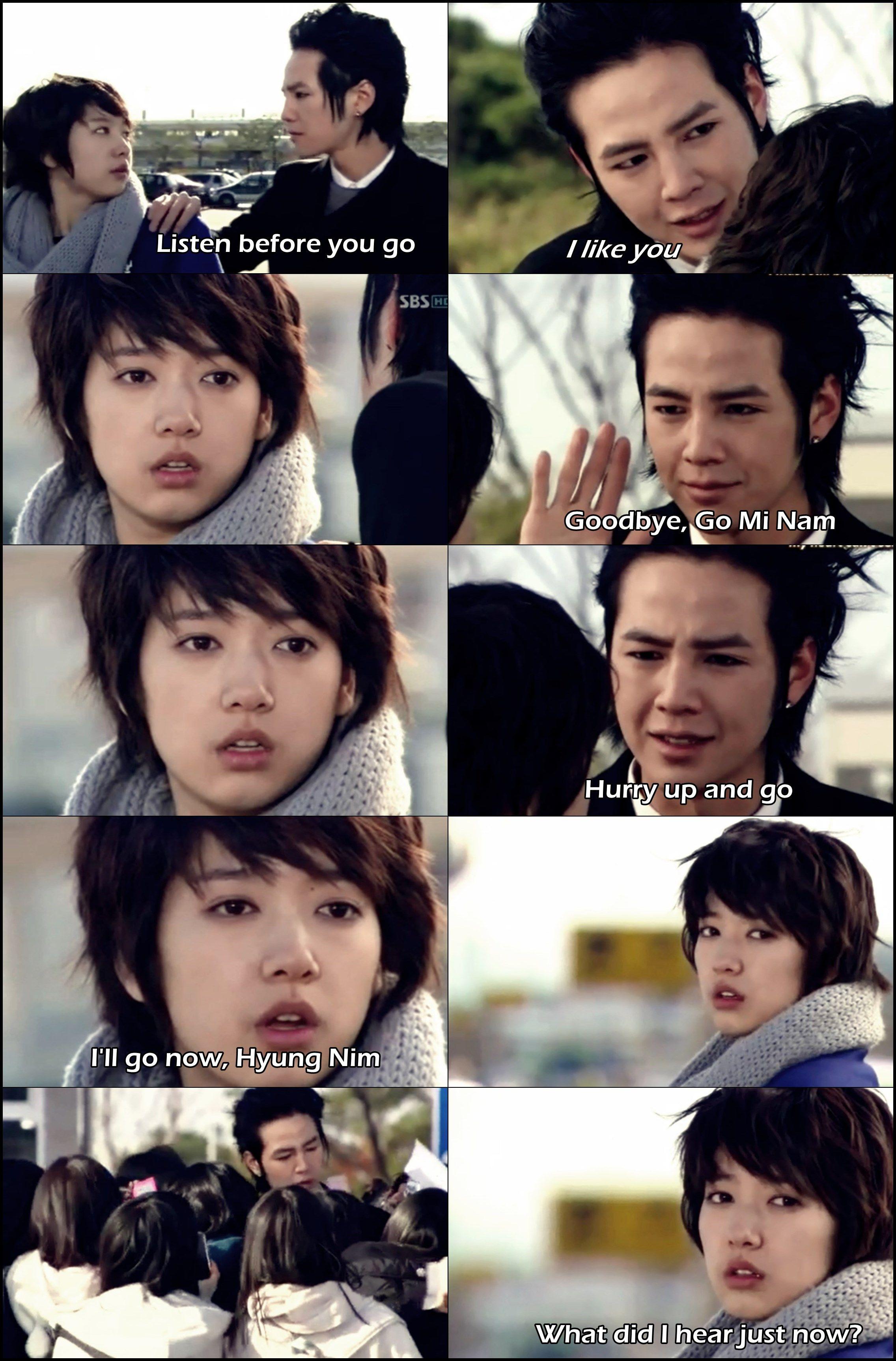 Hwang Tae Kyung Go Mi Nam You Re Beautiful Korean Drama Tv Korean Drama Kdrama