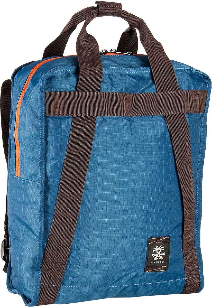 a5eacdca6bcad Crumpler – Light Delight Shopper Backpack Sailor Blue (Innen  Orange) -  Crumpler Light Delight Shopper Backpack Sailo…