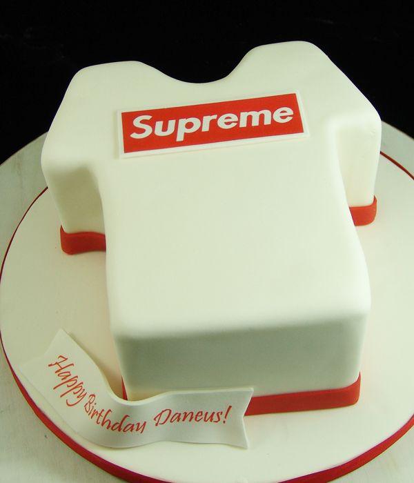 Birthday Cake For Supreme Fan Queen Cakes Custom Birthday Cakes