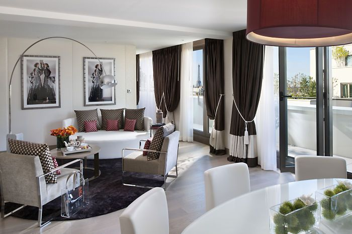 Mandarin oriental paris 5 star luxury hotel perfection at the right location by