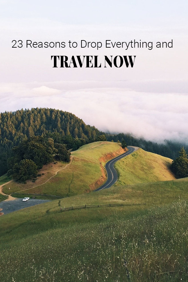 There Are A Hundred Reasons Why You Shouldn T Embark On Your Dream Vacation Right Now But Ther Dream Travel Destinations Best Places To Travel Travel Captions