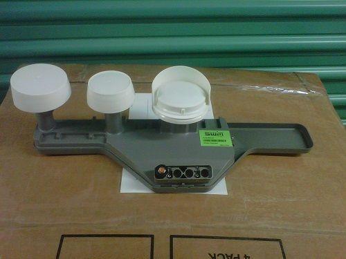 Directv SWM Slimline SL5 Green DTV Dish Kit Power Splitter Satellite LNB HD TV