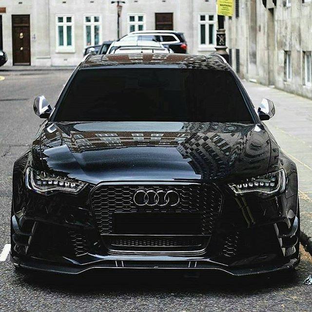 Black Beast _ #audi #car #audizine #rs4 #rs5 #rs6 #s4 #s5
