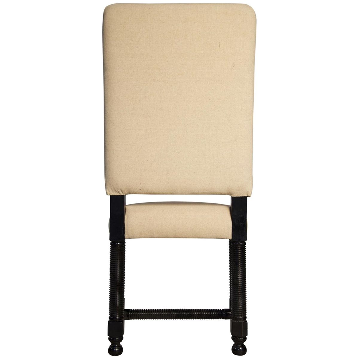 Noir Spanish Chair Distressed Black Gcha115d1 Spanish Chairs Chair Black