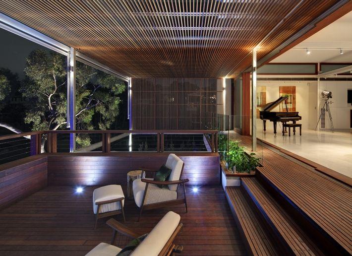 Tennyson Point Residence  - terrace