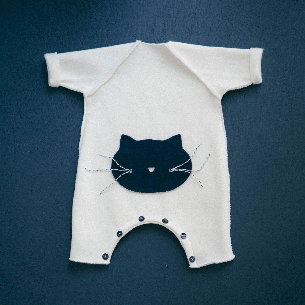 Catbaby - Patron Vanessa Pouzet 5,90€ (impr) | knits | Pinterest ...
