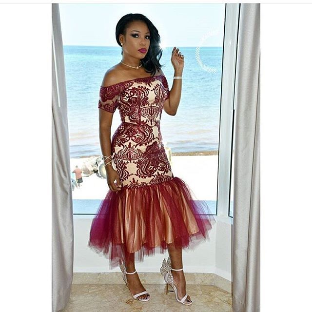 Beautiful Short Gowns : Aso Ebi Gown Styles for Teenagers ...