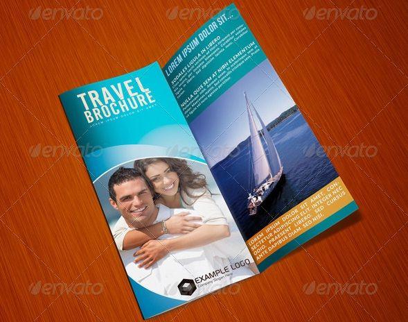 35 Beautiful Travel Brochure Template Designs - Tutorial Zone - travel brochure templates