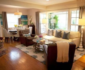 Decorating Living Room Dining Room Combo 4Tricks To Decorate Living Room And Dining Room Combo  Decorating