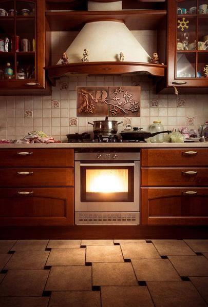 Photo of Kitchen Decor-Birds Kitchen Backsplash Tiles – set of 2