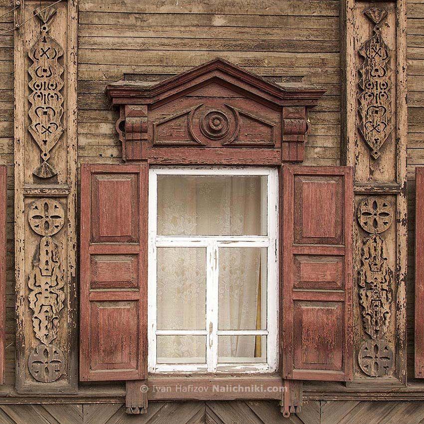 считаются ставни на окна деревянного дома фото хороший