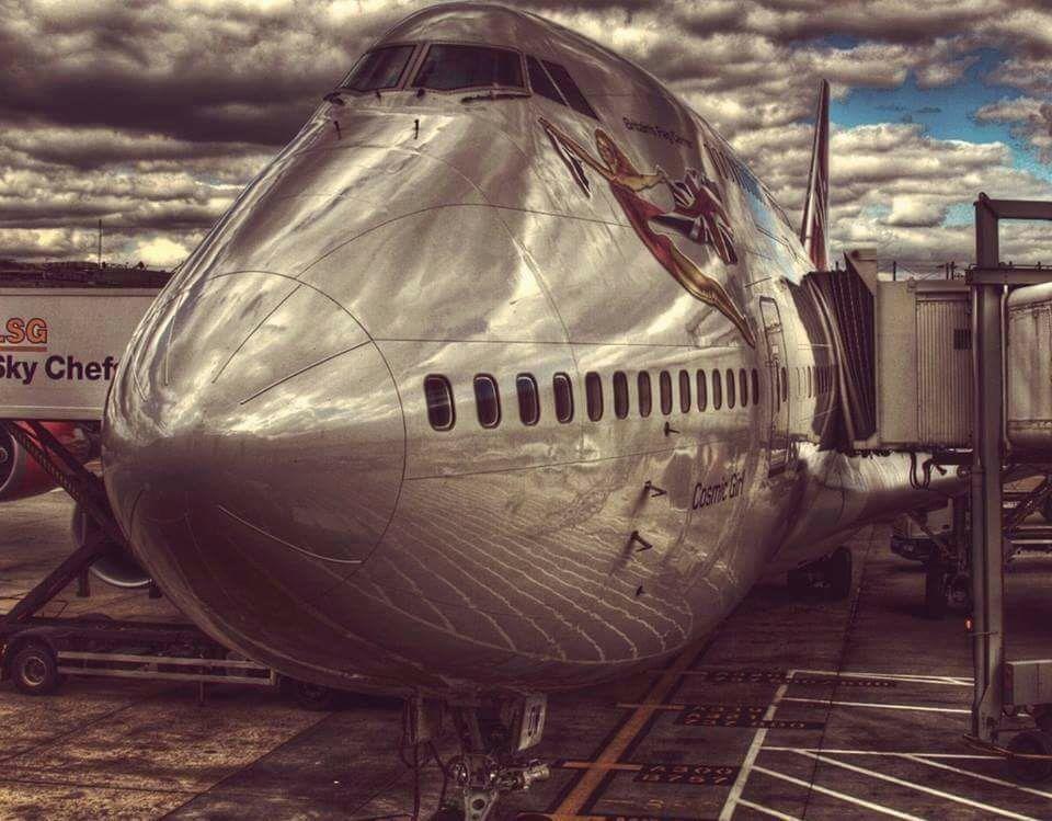 Virgin Atlantic ❤️