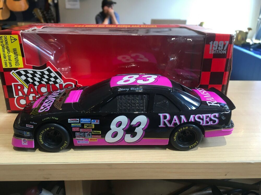 Sherry Blakley 83 Ramses 1994 Chevy Lumina 1994 Racing Champions