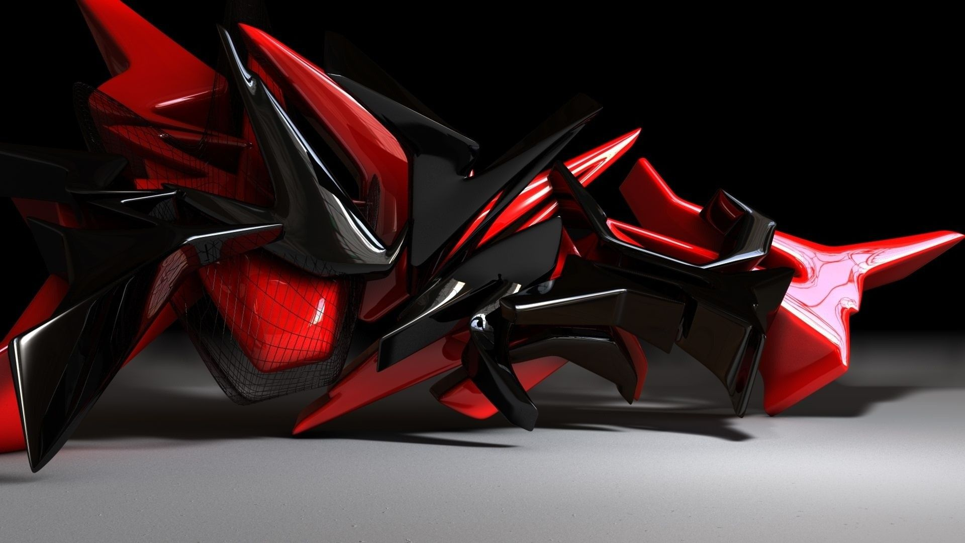 Cool Wallpapers 3d Designs Red And Black Wallpaper Cool Wallpapers For Phones Cool Images Hd