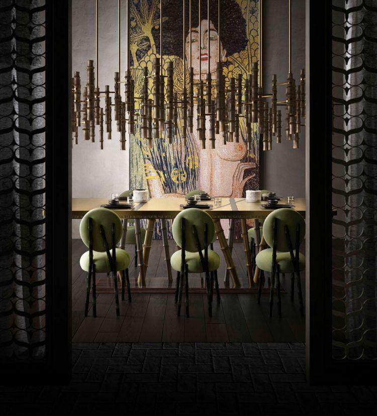 Bambus Möbel Design & Deko – Siam Kollektion von Sicis #bambus ...