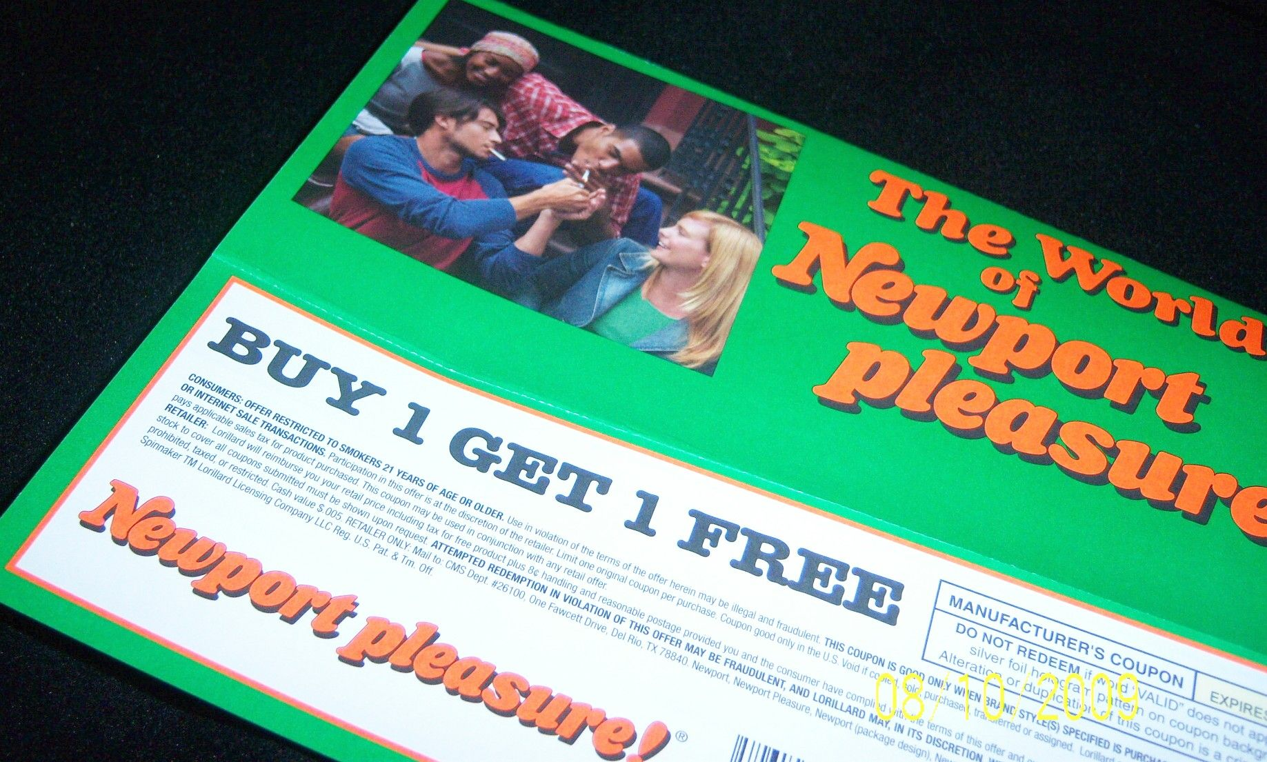Buy Manufacturer Coupons >> Pin By Debi On Coupons Newport Cigarettes Cigarette Coupons Free