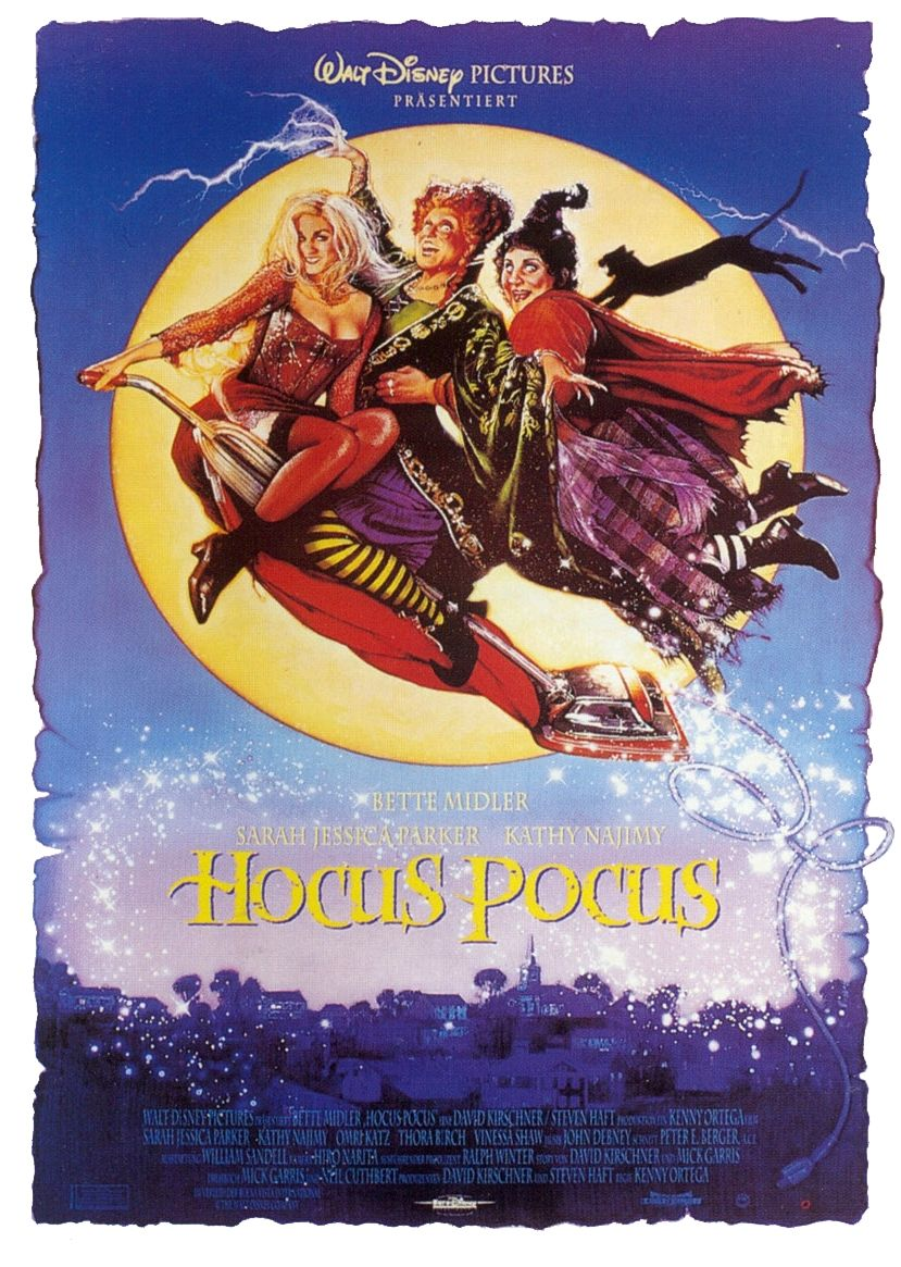 Hocus Pocus is the ULTIMATE Halloween movie!! I might just