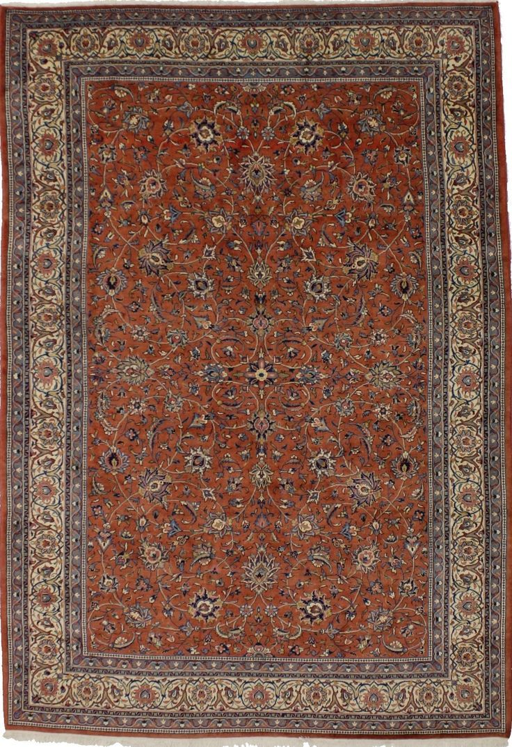 Antique Persian Rugs Amazing Great Shape Vintage Rare Sarouk
