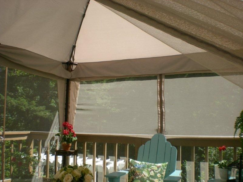 Screen In Your Deck Easily Inexpensively Patio Exterior Screen Doors Custom Screen Doors