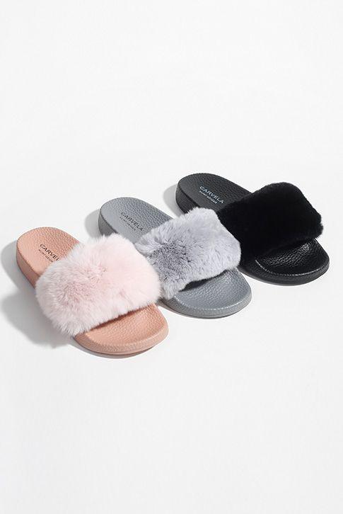 dcad465f875 Flip Flop Sandals · Sweatshirt · Sneakers · Poolside glam meets full-on  luxe in new Koat from Carvela Kurt Geiger. Designed
