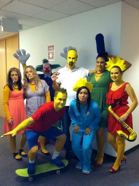 The 150 Best Halloween Costumes I Could Find on the Internet - team halloween costume ideas