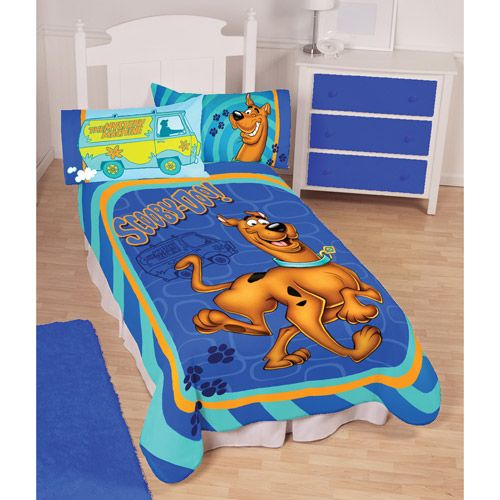 Scooby Doo Bedding And Bedroom Sets