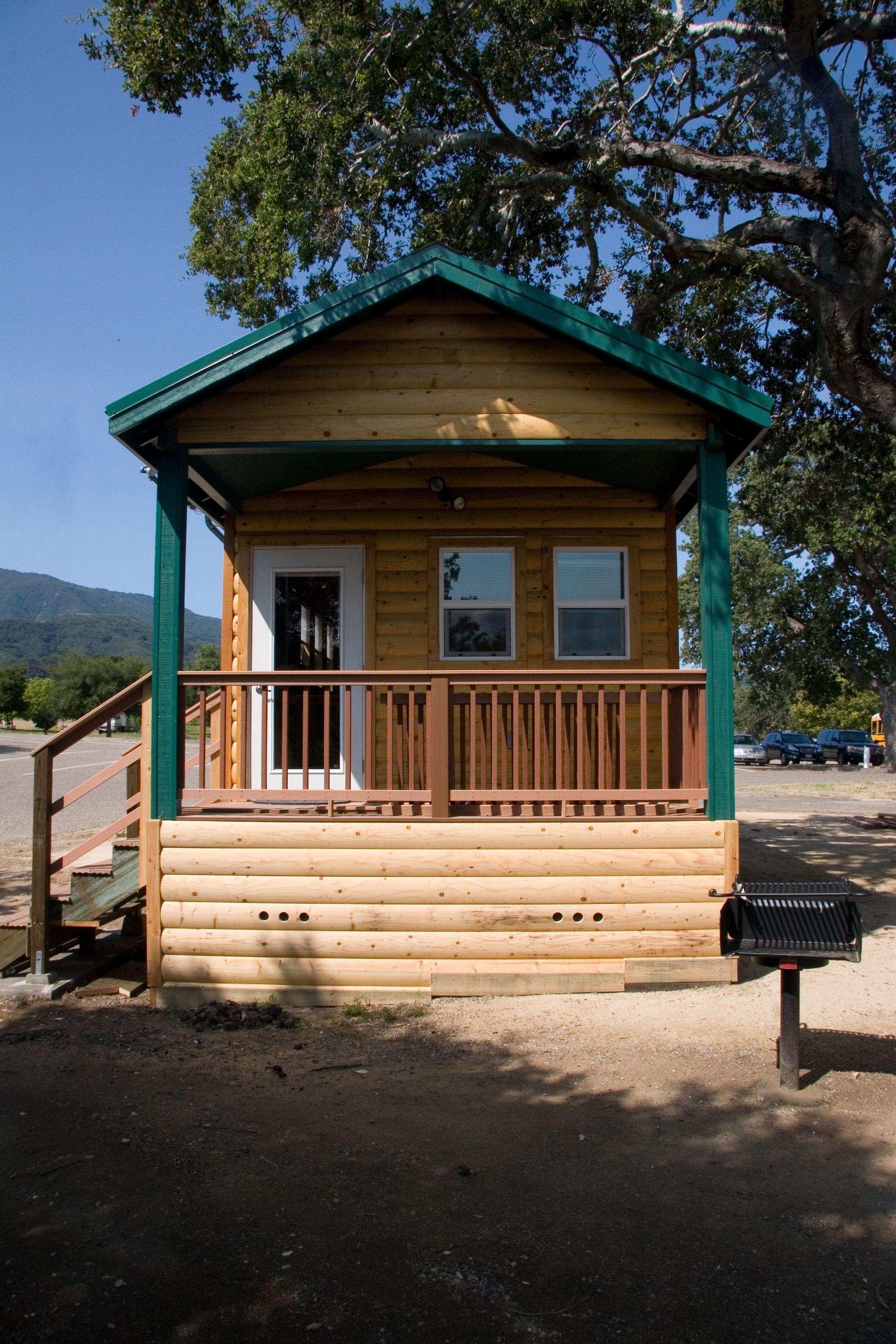 Cabin In Santa Barbara County At Cachuma Lake Built By Api Trailers Santa Maria Ca Custom Floor Plans Cabin House Styles
