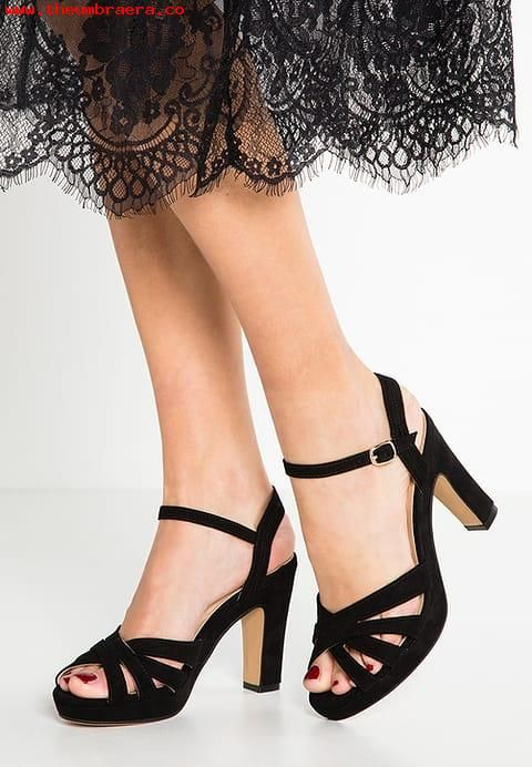 619e294e6e6 Anna Field Alta calidad AN611LA0R-Q11 Mujer Sandalias black Piel de  imitación Abierta Zapatos
