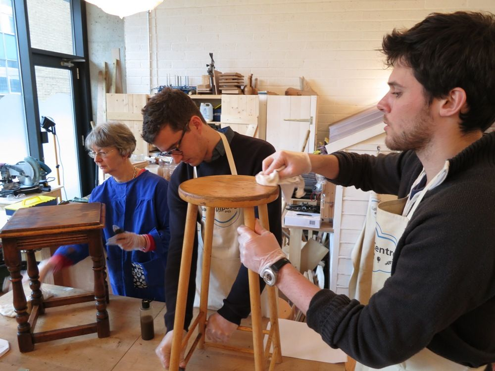 Learn Furniture Restoration In 1 Day In Central London