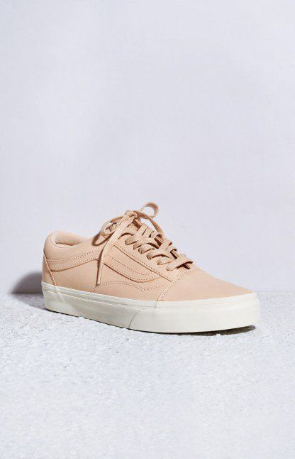 ae2e5a26cc3 Vans Old Skool DX Sneaker Veggie Tan Leather