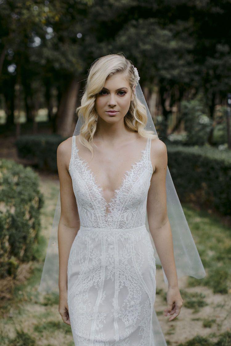 Photo of MIDNIGHT | long wedding veil with crystals – TANIA MARAS | bespoke wedding headpieces + wedding veils
