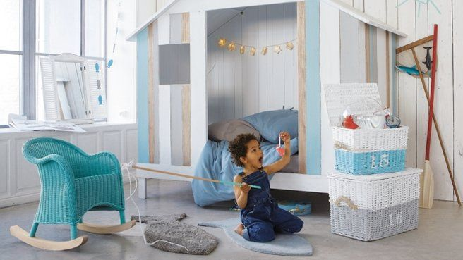 1000 images about chambre enfant nursery on pinterest retro design kids workspace and heroes - Chambre Garcon Bord De Mer