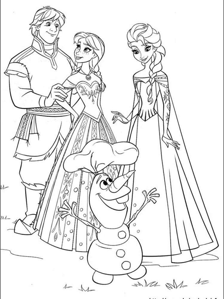 Frozen Coloring Pages Elsa Let It Go Who Doesn T Know The Frozen Animated Film A 2013 3d Film Which Frozen Para Pintar Frozen Para Colorear Dibujos De Frozen