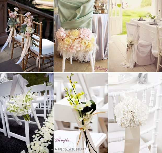 Simple Wedding Decor Ideas: Style Wedding Chairs: Wheat Chairs, Herb Chairs, Apple