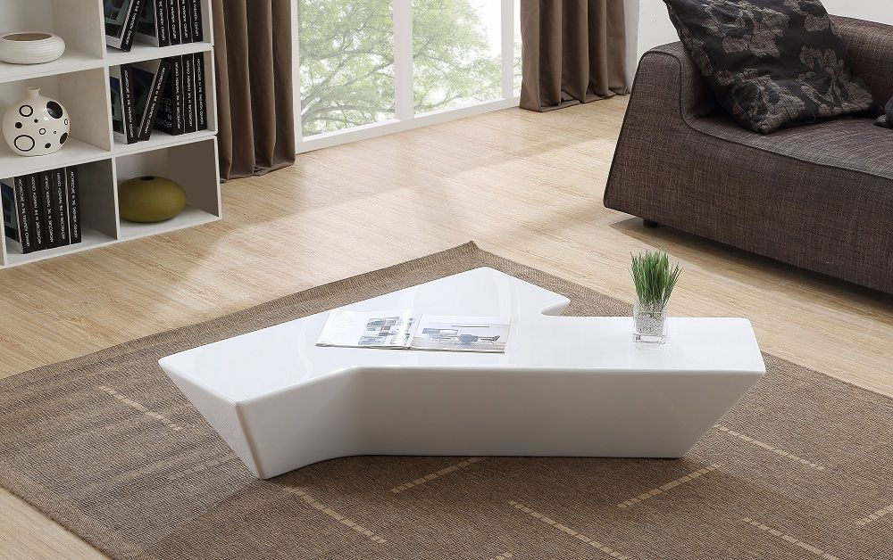 Attractive High Gloss White Or Grey Color Coffee Table Los Angeles  California [JMEIFF] : Prime Classic Design, Modern Italian Furniture:  Luxury Designer And ...