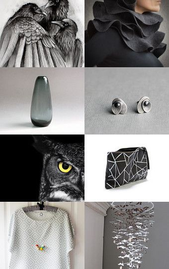 Dark fall by Annette Kolbæk on Etsy--Pinned with TreasuryPin.com