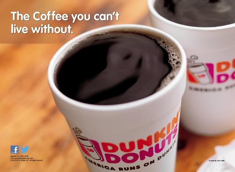 Dunkin donuts coffee dunkin donuts dunkin free coffee