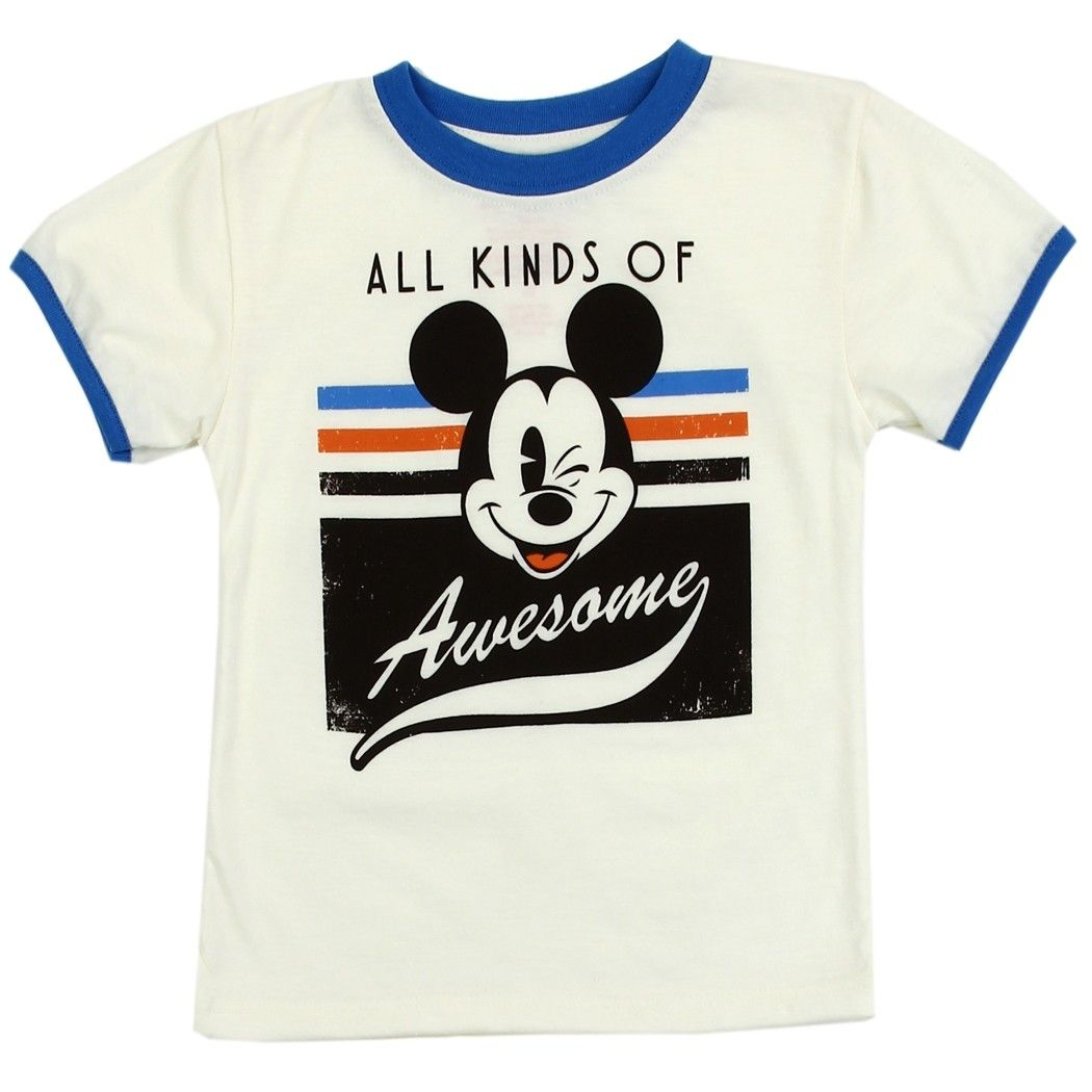 Disney Mickey Mouse All Kinds Of Awesome Toddler Boys
