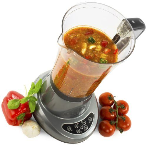 Andrew James Automatic Multifunctional 7 In 1 Soup Maker