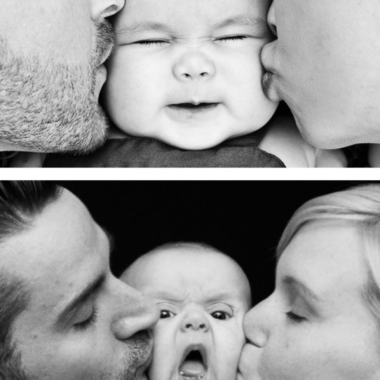Photo of Expectation vs. Reality: 30 snapshots that prove that baby photos don't always work