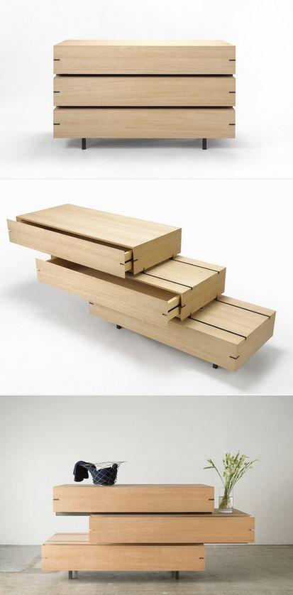 Aufbewahrungsboxen Unters Bett : drawer shelf by keiji ashizawa freseo pinterest holzm bel m bel und wohnung m bel ~ Whattoseeinmadrid.com Haus und Dekorationen