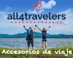 all4travelers Tienda Online para viajeros y mochileros