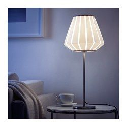 Lakheden lamp shade white bedrooms ikea lakheden lamp shade white 28 cm create your own personalised pendant or table lamp by combining the lamp shade with your choice of cord set or base aloadofball Choice Image