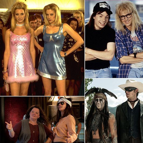 Halloween Costume Ideas For Best Friends. omg me and were Romy ...