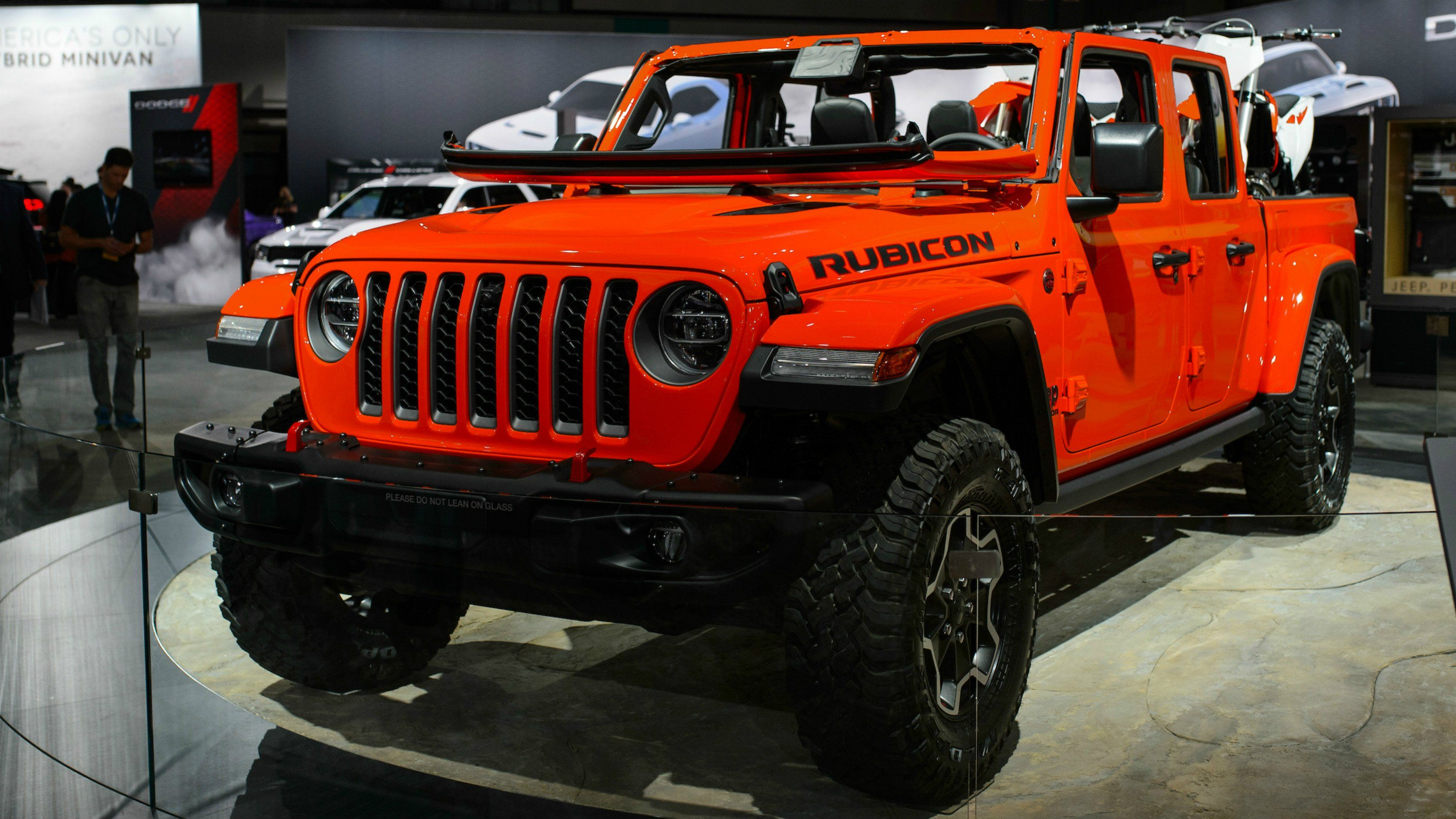The Highly Anticipated 2020 Jeep Gladiator Is Finally Here Jeep