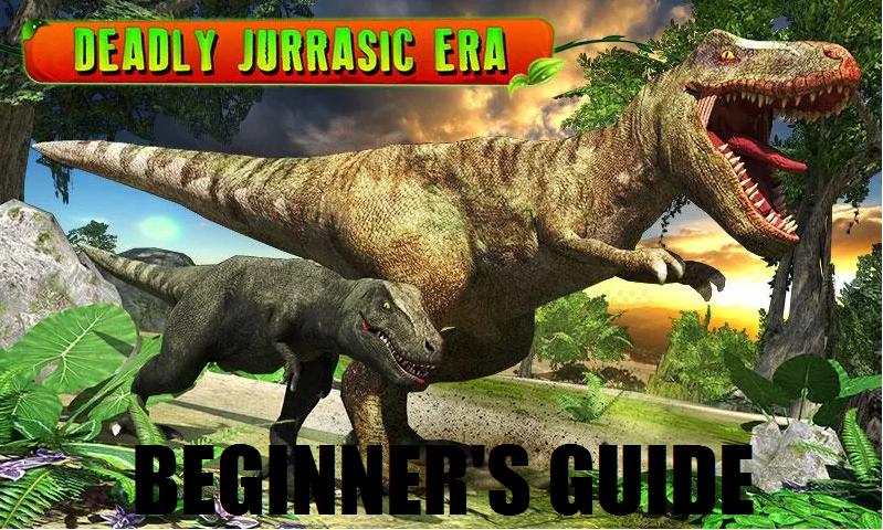 Ultimate TRex Simulator 3D Guide For Beginners Play