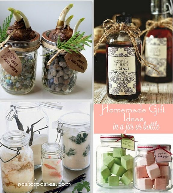 Homemade Gift IdeasThere\u0027s no question that homemade gifts are