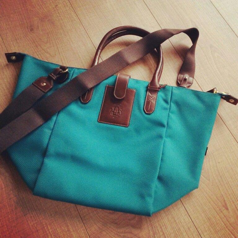 My new Roeckl bag! Love it!