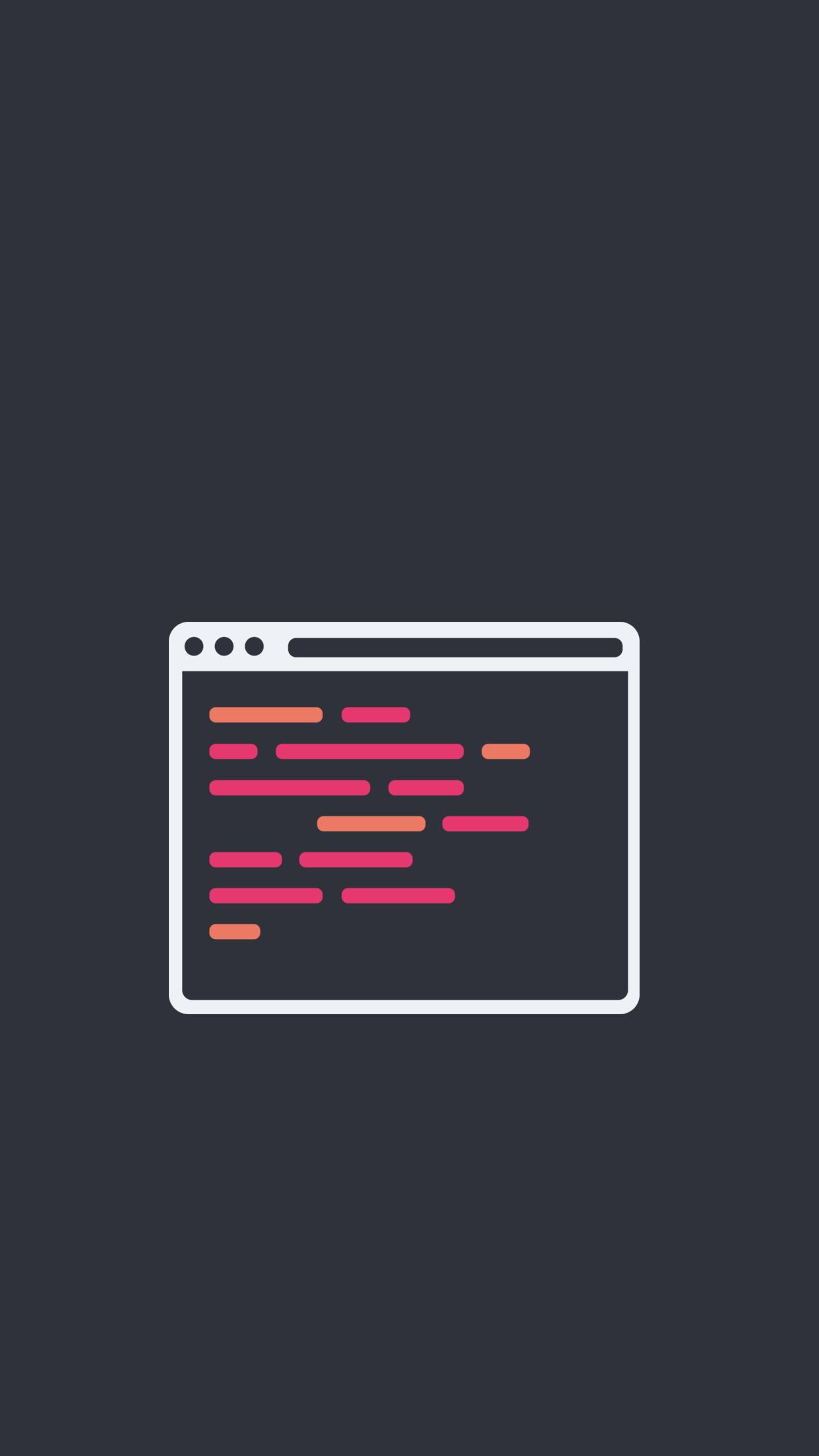 Minimal Iphone Wallpaper Code Iphone Wallpaper Minimal Android Wallpaper Computer Screen Wallpaper
